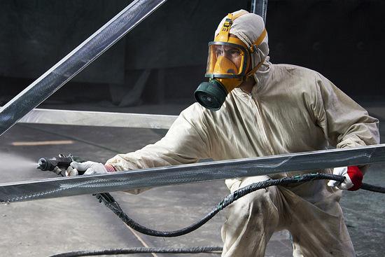 Industrial Spray Painting Jobs Ireland
